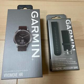 ガーミン(GARMIN)のVIVOMOVE HR(腕時計(デジタル))