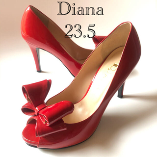 DIANA - Diana 赤パンプス