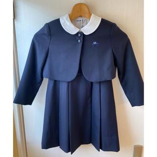 ファミリア(familiar)のファミリア  お受験 アンサンブル 長袖・半袖ブラウスセット 115・120(ドレス/フォーマル)