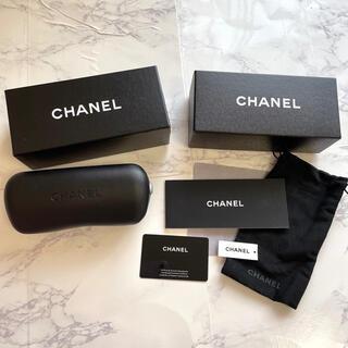 CHANEL - シャネル サングラスケース 空箱