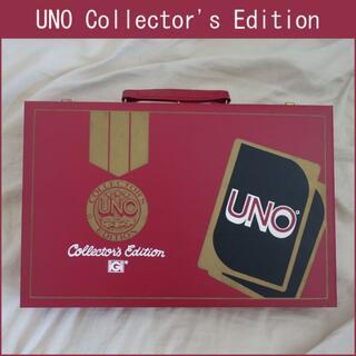 【希少・未使用】UNO Collector's Edition(トランプ/UNO)
