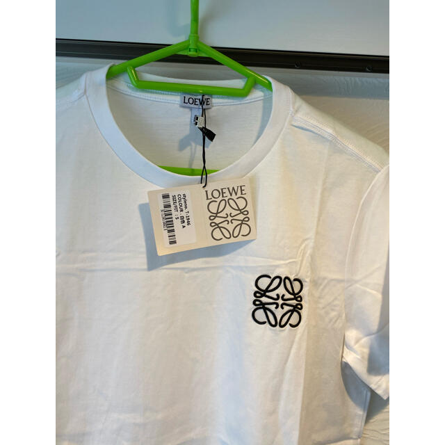 LOEWE(ロエベ)のロエベ LOEWE アナグラム  Tシャツ ロゴ レディースのトップス(Tシャツ(半袖/袖なし))の商品写真