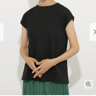 センスオブプレイスバイアーバンリサーチ(SENSE OF PLACE by URBAN RESEARCH)のSENSEOFPLACE フレンチスリーブTシャツ(Tシャツ(半袖/袖なし))