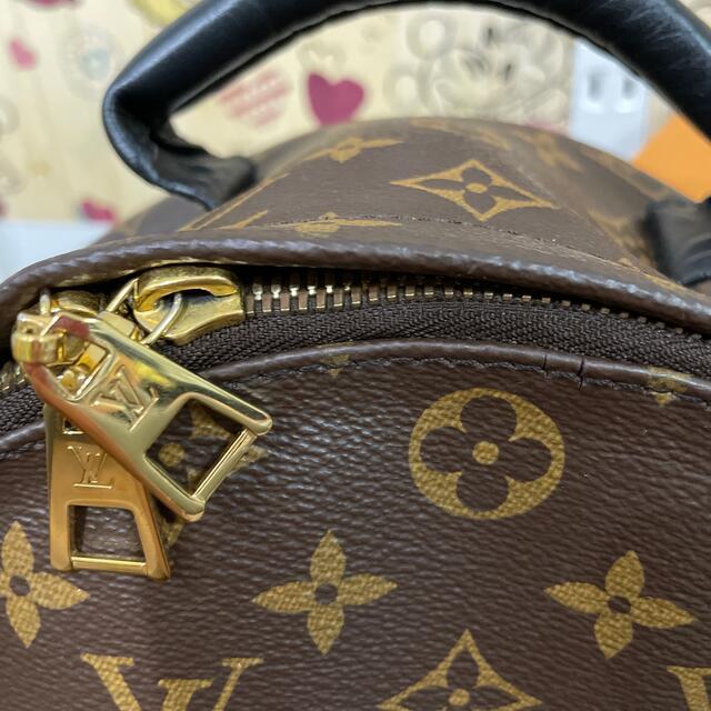LOUIS VUITTON(ルイヴィトン)のルイヴィトン LV パームスプリングスMM レディースのバッグ(リュック/バックパック)の商品写真