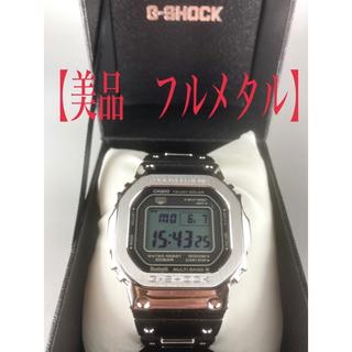 CASIO - 美品■G-SHOCK Gショック GMW-B5000D-1JF フルメタル