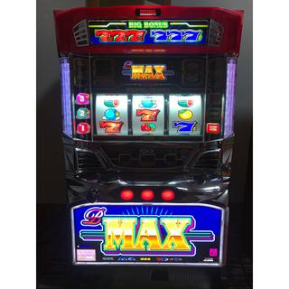 【アクロス】B-MAX【実機】(パチンコ/パチスロ)