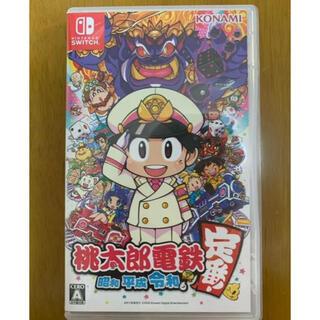 Nintendo Switch - 桃太郎電鉄 ~昭和 平成 令和も定番!~ 桃鉄 任天堂 スイッチ Switch