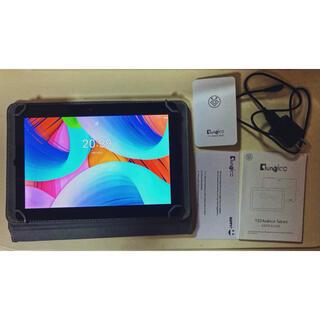 10.1インチ タブレット/10.1inch tablet/ケース付き/送料込み(タブレット)
