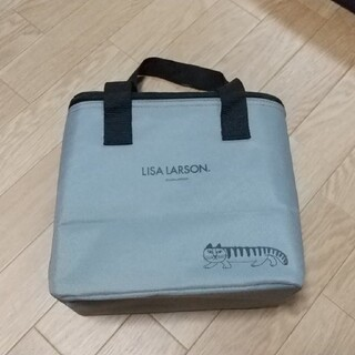 リサラーソン(Lisa Larson)のみゃいみゃい様専用❗リサラーソン  保冷バッグ(大)(弁当用品)