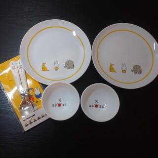サンリオ - 【miffy】ミッフィー☆子供用食器セット(2セット)非売品
