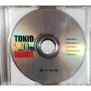 トキオ(TOKIO)のTOKIO 20th HEART 初回限定盤2  2CD+ DVD(ポップス/ロック(邦楽))
