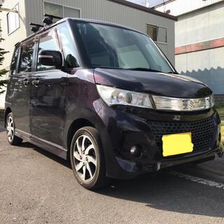 スズキ - 札幌スズキパレットSWターボ4WD(車検長)