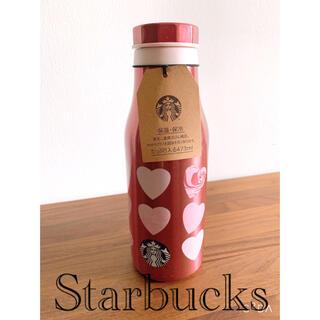 Starbucks Coffee - スターバックス ステンレスボトルマーブルハート 473ml