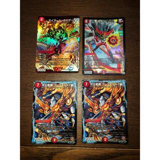 デュエルマスターズ(デュエルマスターズ)のデュエマ 4枚セット(カード)