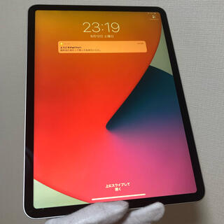 iPad - iPad pro 11インチ 64GB WiFiモデル