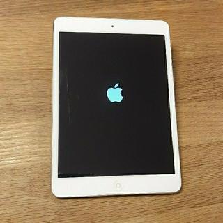 アップル(Apple)のiPad mini 16GB A1432 white Apple(タブレット)
