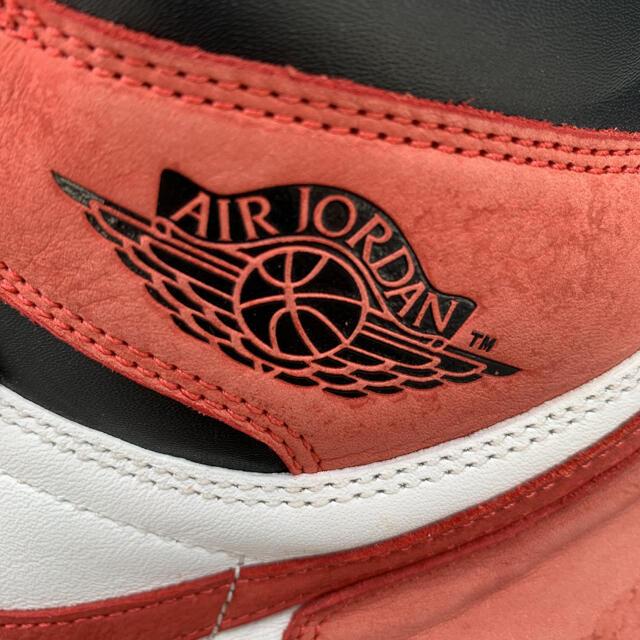 NIKE(ナイキ)の28cm Nike air jordan1 track red メンズの靴/シューズ(スニーカー)の商品写真