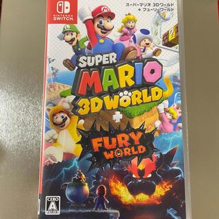 任天堂 - スーパーマリオ 3Dワールド + フューリーワールド Switch