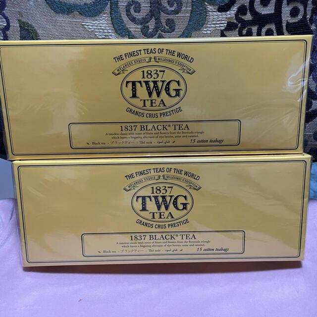 紅茶 TWG 15袋❌2 食品/飲料/酒の飲料(茶)の商品写真