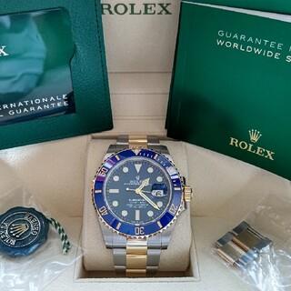 ROLEX - 【2020年印】ロレックス サブマリーナ 126613LB 青サブ 未使用品