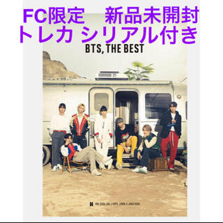 防弾少年団(BTS) - BTS THE BEST JAPAN OFFICIAL   限定盤 FC限定