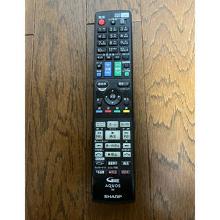アクオス(AQUOS)のAQUOSリモコン GB079PA(テレビ)