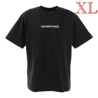 ザノースフェイス(THE NORTH FACE)のXL【新品】ノースフェイス ボックスロゴ Tシャツ NT321001X ブラック(Tシャツ/カットソー(半袖/袖なし))