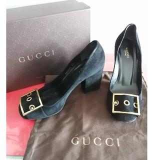 グッチ(Gucci)のGUCCI  グッチ パンプス 45210605(ハイヒール/パンプス)