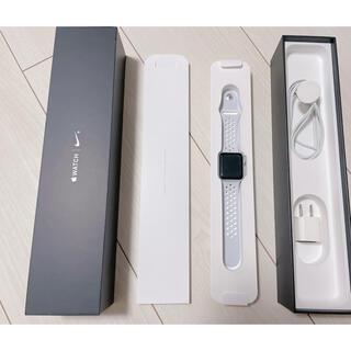Apple Watch - 【美品】Apple Watch Series 2 Nike+ 38mm GPS