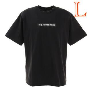 ザノースフェイス(THE NORTH FACE)のL【新品】ノースフェイス ボックスロゴ Tシャツ NT321001X ブラック(Tシャツ/カットソー(半袖/袖なし))