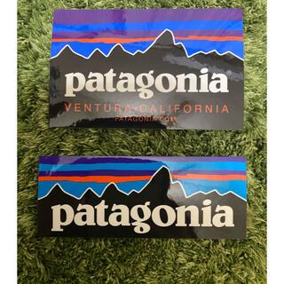 パタゴニア(patagonia)のパタゴニア ステッカーカリフォルニア、長方形(登山用品)
