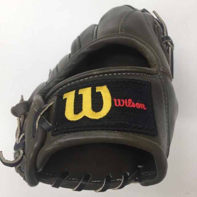 wilson(ウィルソン)のウイルソン Wilson 一般軟式グローブ Staff Pro オールラウンド スポーツ/アウトドアの野球(グローブ)の商品写真