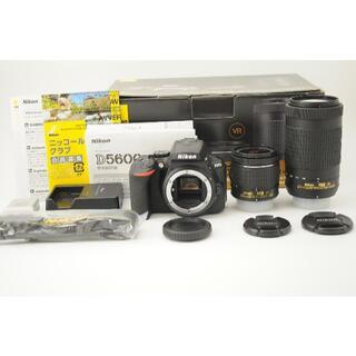 Nikon - NIKON  ニコン D5600 ダブルズームキット