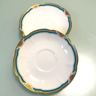 ナルミ(NARUMI)のナルミのソーサー2枚(食器)