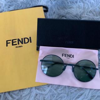 FENDI - FENDI フェンディ サングラス グリーン