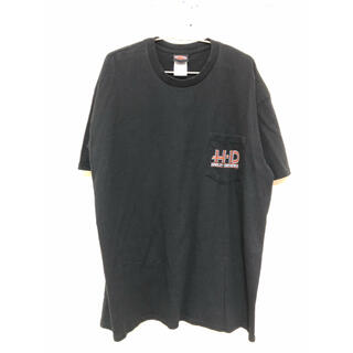 ハーレーダビッドソン(Harley Davidson)の希少ワンポイント・Harley-Davidson Tシャツ(Tシャツ/カットソー(半袖/袖なし))