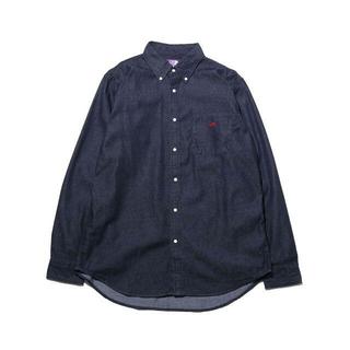 THE NORTH FACE - 新品未使用 Light Denim B.D. shirt