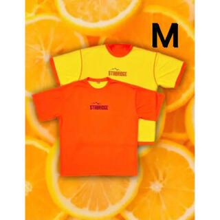 STABRIDGE × GRIP SWANY DRY TEE Mサイズ オレンジ(Tシャツ/カットソー(半袖/袖なし))