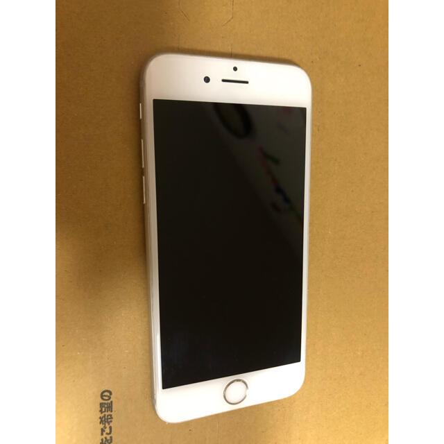 iPhone6 64GB au版 バッテリー容量99% スマホ/家電/カメラのスマートフォン/携帯電話(スマートフォン本体)の商品写真