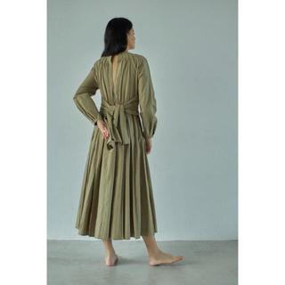TODAYFUL - 限定掲載‼️‼️新品未使用タグ付き✨CASAFLAIN ハイネックシャツドレス
