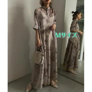 Ameri VINTAGE - 新品 Ameri ISLA PIPING SHEER DRESS Mサイズ