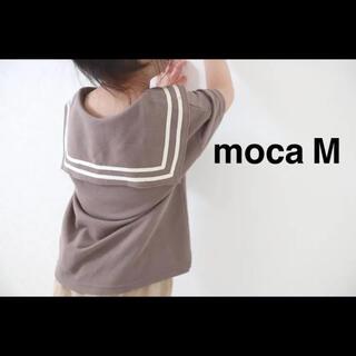 韓国子供服 nunubiel セーラーT