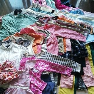 POLO RALPH LAUREN - キッズ 女の子 子供服 まとめ売り110-120 サイズ 44点+おまけ付