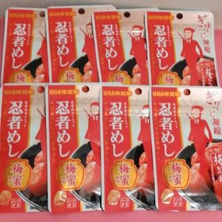 ユーハミカクトウ(UHA味覚糖)の忍者めし☆梅かつお(菓子/デザート)