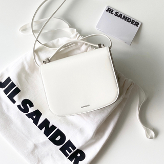Jil Sander - ジルサンダー jilsander バッグ タオ TAOS スモール ホワイト