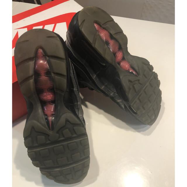 NIKE(ナイキ)のNIKE AIRMAX95 27.5cm メンズの靴/シューズ(スニーカー)の商品写真