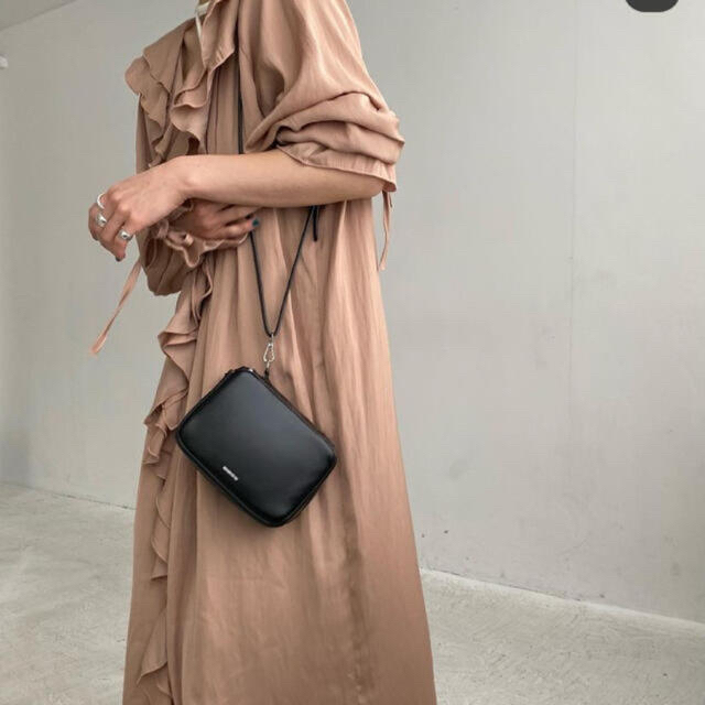 Jil Sander(ジルサンダー)の最終価格 JIL SANDER ミニショルダーバッグ レディースのバッグ(ショルダーバッグ)の商品写真