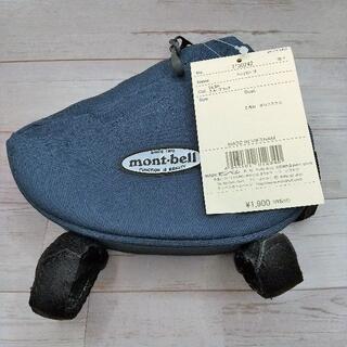 モンベル(mont bell)の未使用★mont-bell ヘッドポーチ トップチューブバッグ(バッグ)
