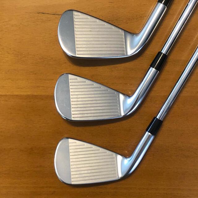 Callaway Golf(キャロウェイゴルフ)のキャロウェイ Xフォージド アイアン・モーダス3 ツアー120(S) スポーツ/アウトドアのゴルフ(クラブ)の商品写真