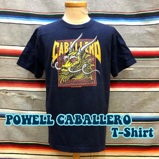 パウエル(POWELL)のPOWELL CABALLERO Tシャツ(Tシャツ/カットソー(半袖/袖なし))